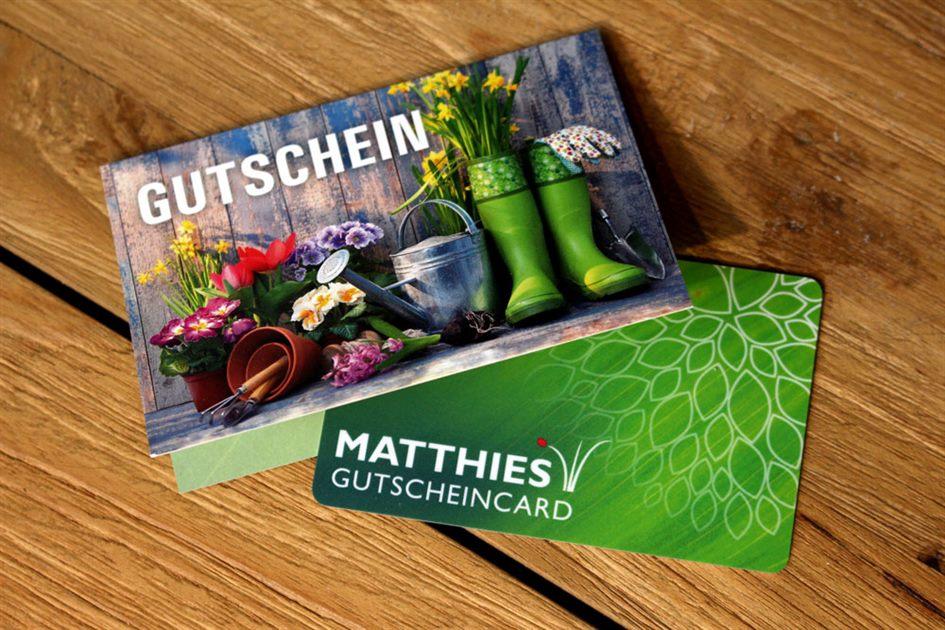 Gutschein Gartencenter Matthies Online Kaufen Bei Olerum