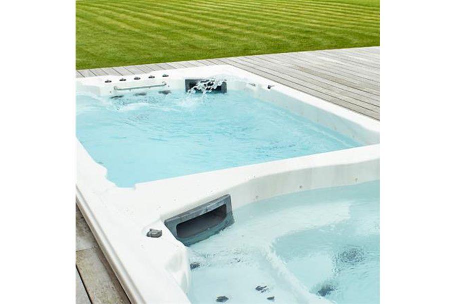 Swim-Spa + Garten-Whirlpool 6 m online kaufen bei Olerum