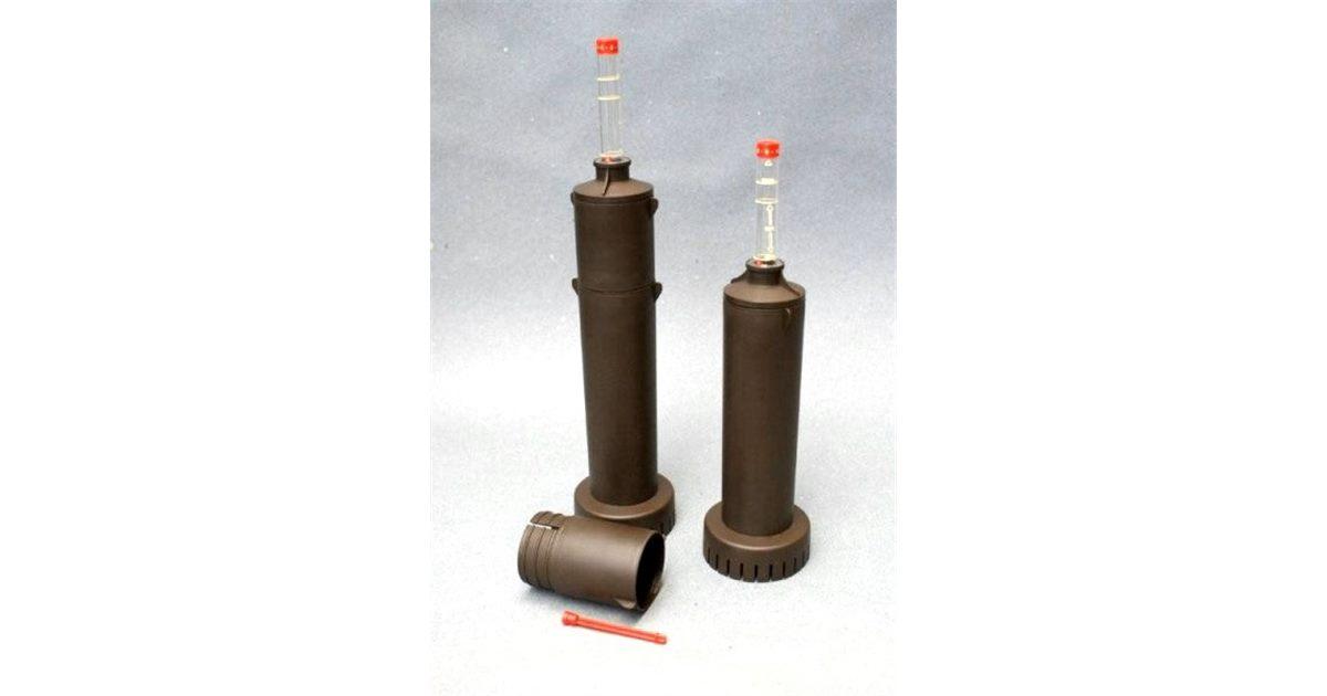 10x Hydrokultur Gie/ßanzeiger Wasserstandsanzeiger F/üllstandsanzeiger bis 12 cm granulat